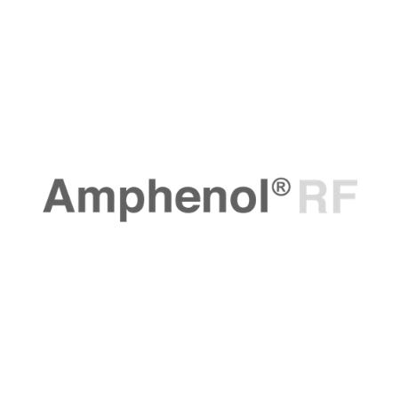 172107 - N Type Straight Crimp Jack for RG-59, 50 Ohm, Bulkhead - Amphenol Connex